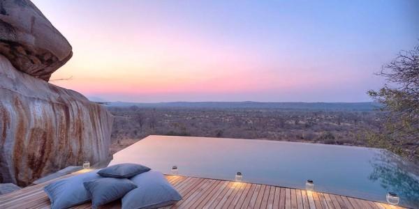 Tanzania - Ruaha National Park - Jabali Ridge - Pool