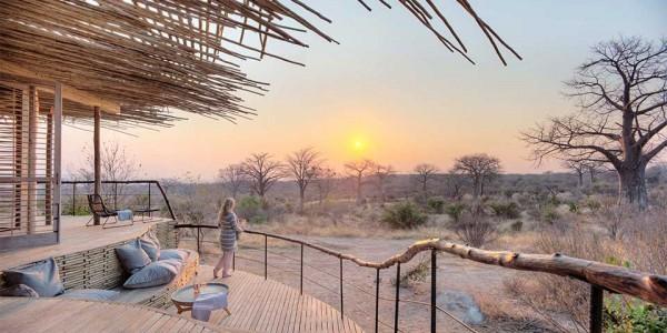 Tanzania - Ruaha National Park - Jabali Ridge - Private Deck