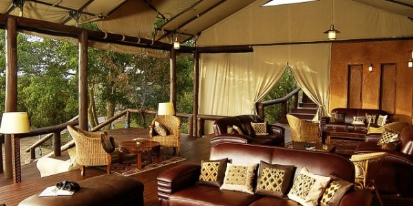 Tanzania - Serengeti National Park - Migration Camp by Elewana - Lounge