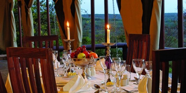 Tanzania - Serengeti National Park - Migration Camp by Elewana - Restaurant 2