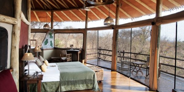 Tanzania - Tarangire National Park - Tarangire Treetops - Room