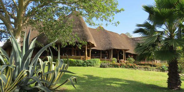 Uganda - Queen Elizabeth National Park - Katara Lodge - Overview