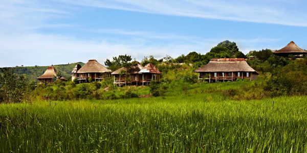 Uganda - Queen Elizabeth National Park - Kyambura Gorge Lodge - Overview