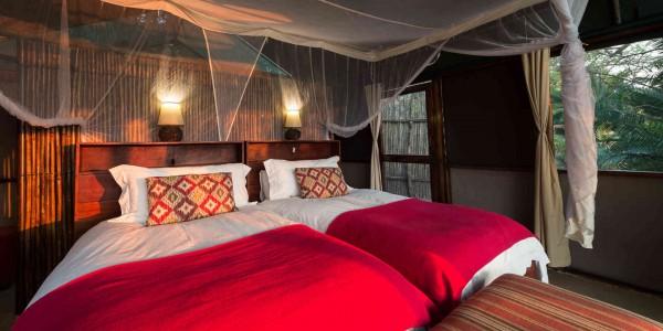 Zambia - Kafue National Park - Busanga Bush Camp - Room