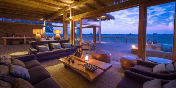Zambia - Kafue National Park - Shumba Camp - Inside