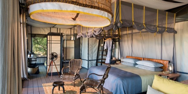 Zambia - Liuwa Plains National Park - King Lewanika Lodge - Room 2