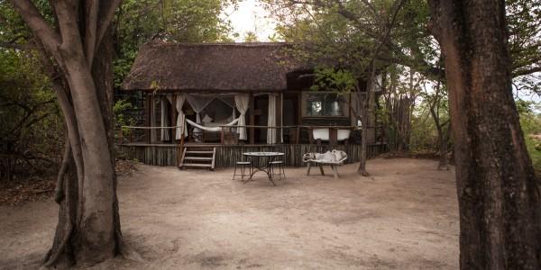 Zambia - Livingstone - Sindabezi Island - Outside
