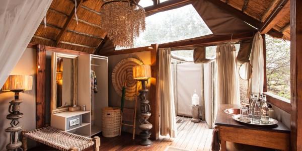 Zambia - Livingstone - Sindabezi Island - Room 2