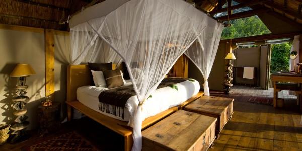 Zambia - Livingstone - Sindabezi Island - Room