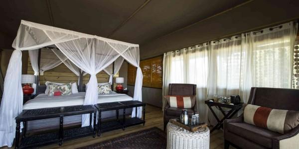 Zambia - Livingstone - Toka Leya - Room