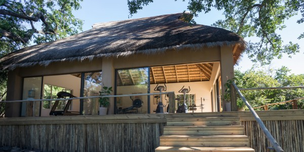 Zambia - Livingstone - Tongabezi Lodge - Gym