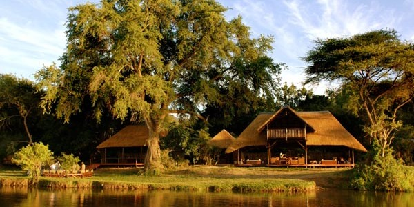 Zambia - Lower Zambezi National Park - Chiawa Camp - Overview