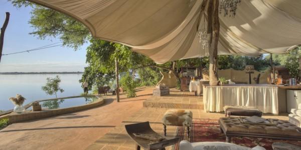 Zambia - Lower Zambezi National Park - Chongwe River Camp - Suite