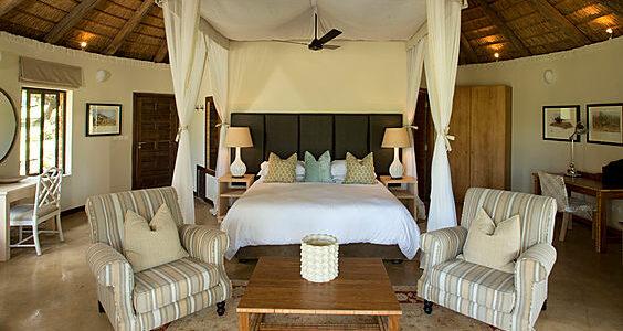 Zambia - Lusaka - Lilayi Lodge - Deluxe Chalet