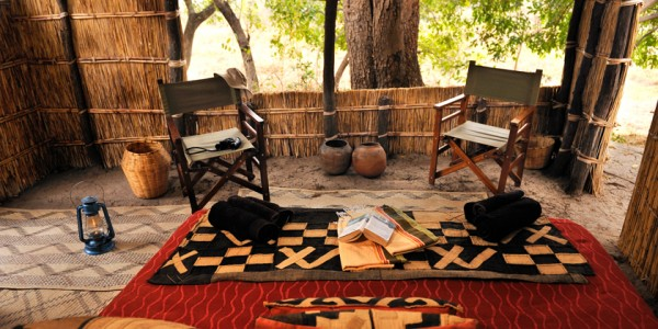 Zambia - North Luangwa National Park - Mwaleshi Camp - Room 2
