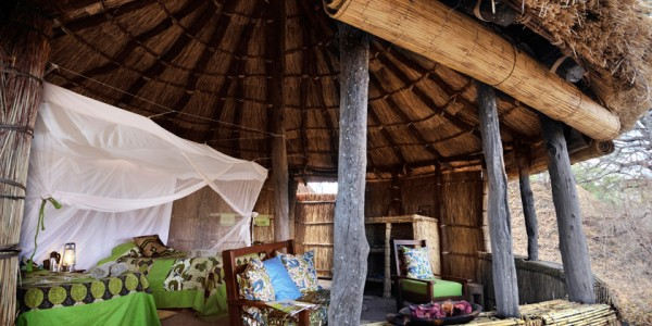 Zambia - South Luangwa National Park - Remote Africa Safaris - Room