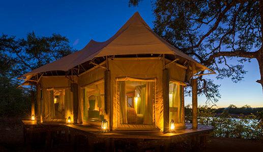 Zambia -South Luangwa National Park - The Bushcamp Company - Chindeni