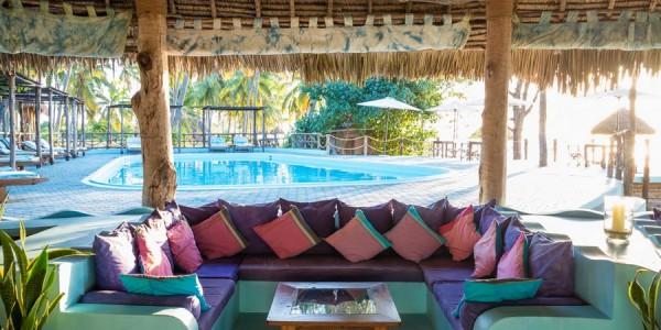 Zanzibar - Mafia Island - Butiama Beach Hotel - Pool