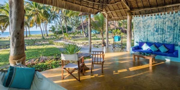 Zanzibar - Mafia Island - Butiama Beach Hotel - View