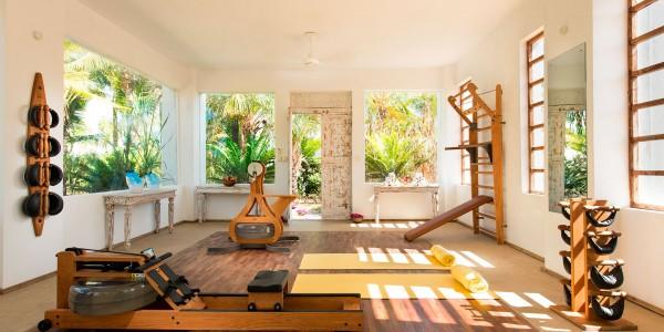 Zanzibar - Pemba Island - Constance Aiyana - Gym