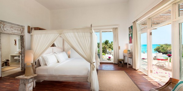 Zanzibar - Pemba Island - Constance Aiyana - Presidential Villa
