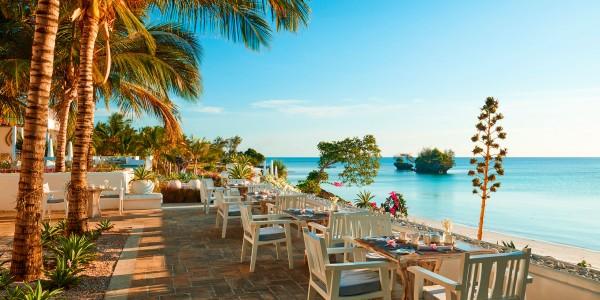 Zanzibar - Pemba Island - Constance Aiyana - Restaurant