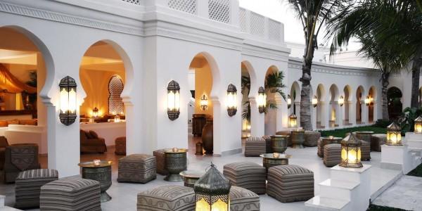 Zanzibar- Zanzibar Beaches - Baraza Resort and Spa, Zanzibar - Inside 2
