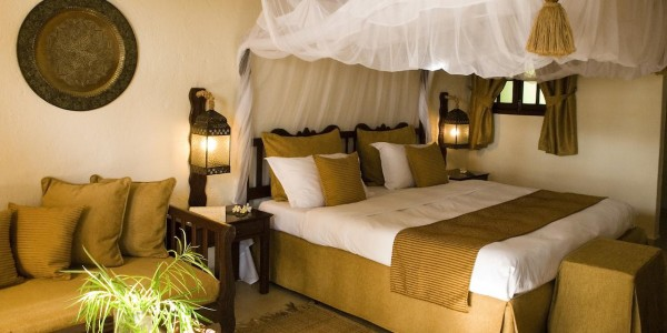 Zanzibar - Zanzibar Beaches - Breezes Beach Club & Spa - Bedroom
