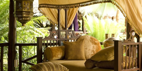 Zanzibar - Zanzibar Beaches - Breezes Beach Club & Spa - Lounge