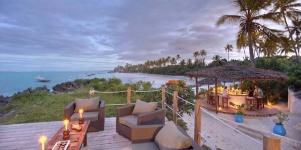 Zanzibar - Zanzibar Beaches - Matemwe Lodge - Deck