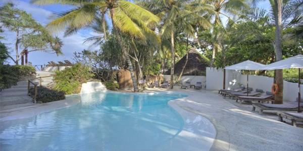 Zanzibar - Zanzibar Beaches - Matemwe Lodge - Pool