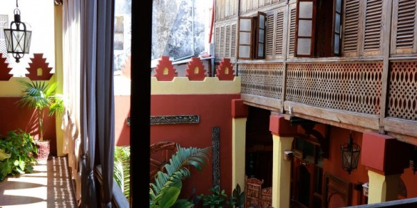 Zanzibar - Zanzibar - Stone Town - Jafferji House and Spa - Inside 2