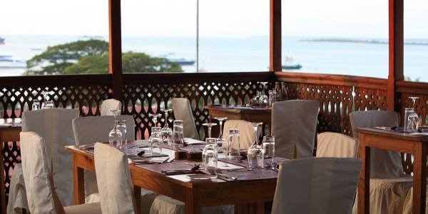 Zanzibar - Zanzibar - Stone Town - Jafferji House and Spa - Restaurant