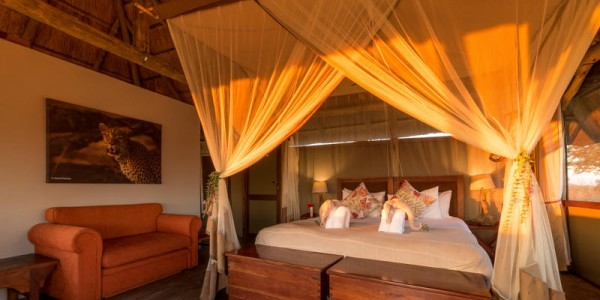 Zimbabwe - Hwange National Park - Camp Hwange - Room 2