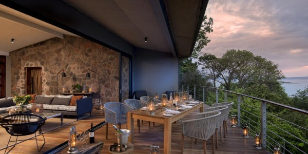 Zimbabwe - Matusadona National Park & Lake Kariba - Bumi Hills Safari Lodge - Suite