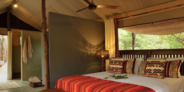 Zimbabwe - Matusadona National Park & Lake Kariba - Changa Safari Camp - Room