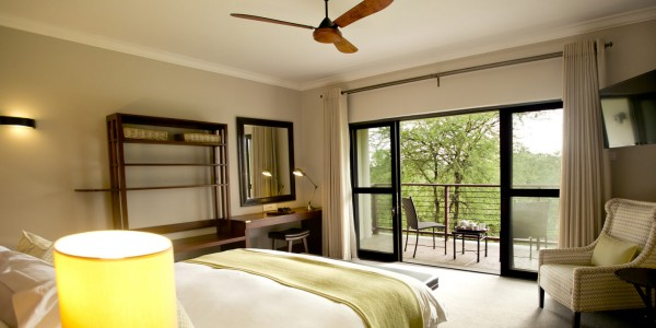 Zimbabwe - Victoria Falls - Ilala Lodge Hotel - Deluxe Room