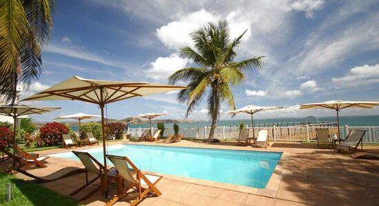 Madagascar - Antsiranana (Diego Suarez) - Allamanda Hotel - Pool
