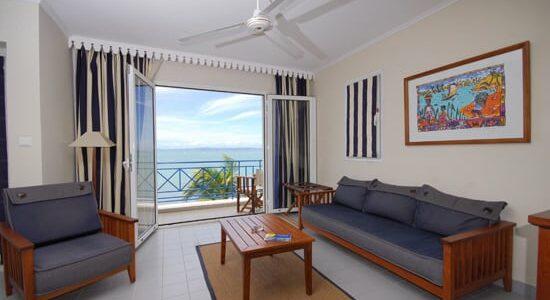Madagascar - Antsiranana (Diego Suarez) - Allamanda Hotel - Premium Room