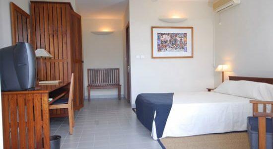 Madagascar - Antsiranana (Diego Suarez) - Allamanda Hotel - Standard Room