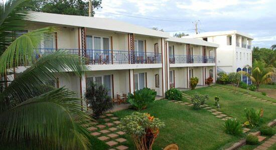 Madagascar - Antsiranana (Diego Suarez) - Allamanda Hotel - Standard Room Outside