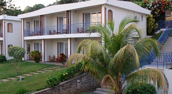 Madagascar - Antsiranana (Diego Suarez) - Allamanda Hotel - Standard Rooms