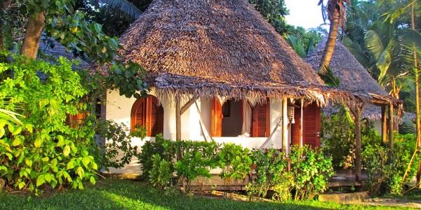 Madagascar - Ile Sainte Marie (Nosy Boraha) - Princesse Bora Lodge & Spa - Charme Villa