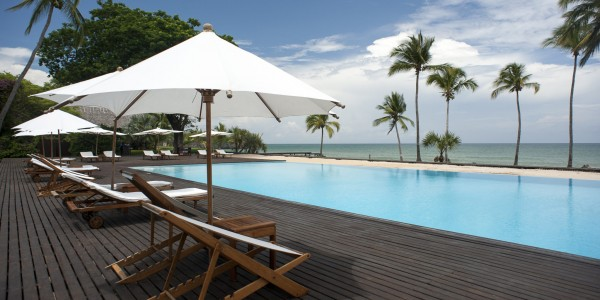 Madagascar - Northern National Park - L'Hotel Anjajavy - Pool