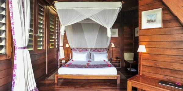 Madagascar - Northern National Park - L'Hotel Anjajavy - Room