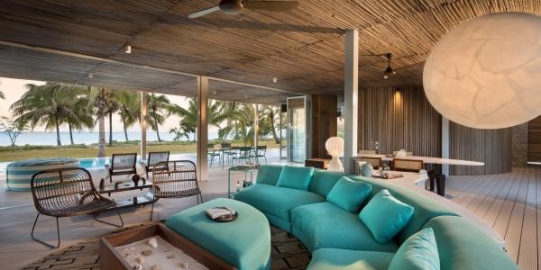 Madagascar - Nosy Be - Miavana - Lounge