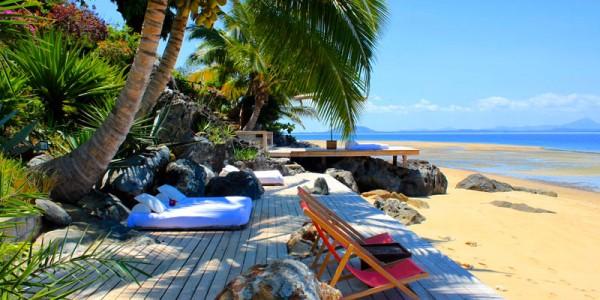 Madagascar - Nosy Be - Tsara Komba Lodge - Beach