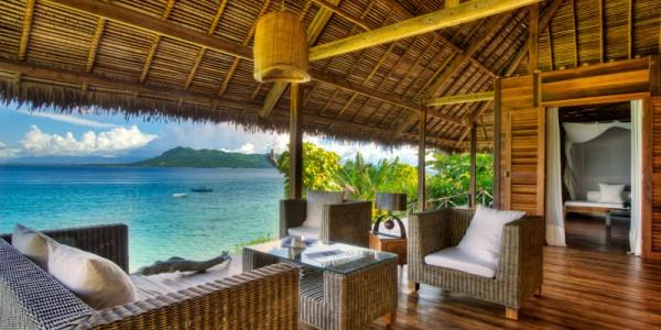 Madagascar - Nosy Be - Tsara Komba Lodge - Inside