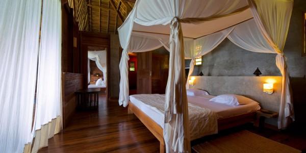 Madagascar - Nosy Be - Tsara Komba Lodge - Room