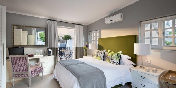 South Africa - Cape Town - Cape Cadogan Boutique Hotel - Luxury Room 2